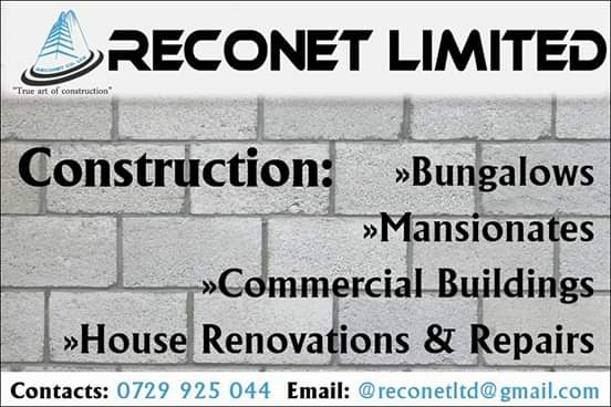 Riconet Construction Ltd