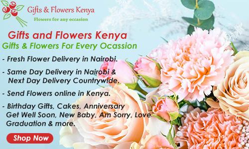 Flower Delivery Nairobi Kenya